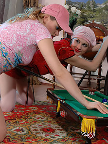 Doggystyle Dildoing Actions by Two Beautiful Babes Joanna and Susanna