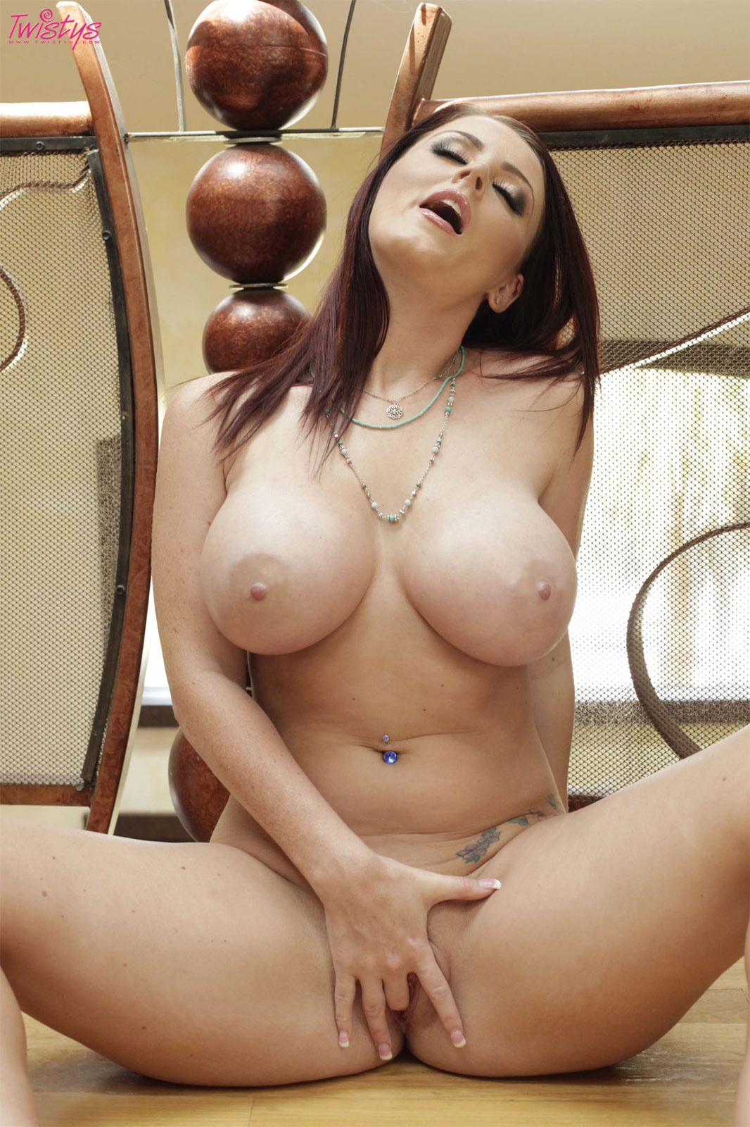 Big Tits Sophie Dee Fingering Her Delicious Vagina in Deep Action ...