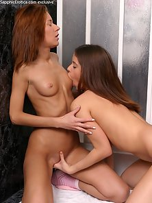 Sweet Babes Candide and Marcella Enjoys Different Styles of Fingering Actions