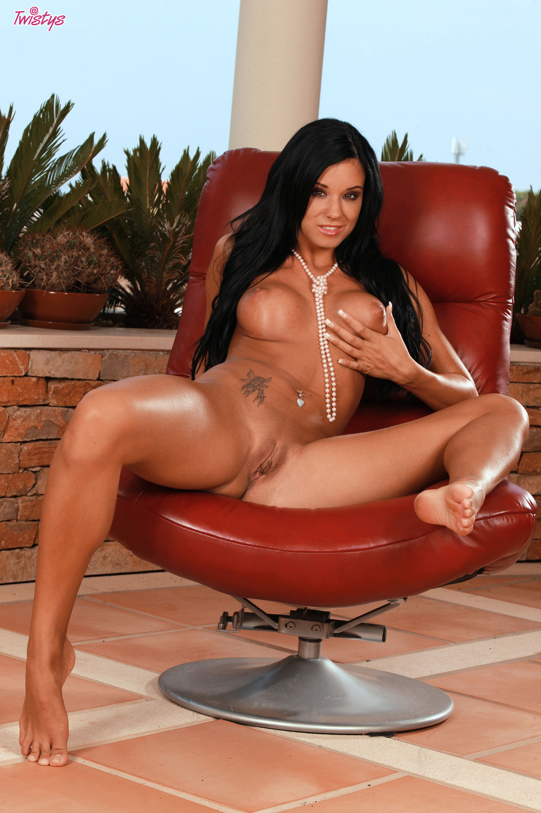 Awesome Ashley Porn Pics awesome brunette slut ashley putting finger in her tight ass