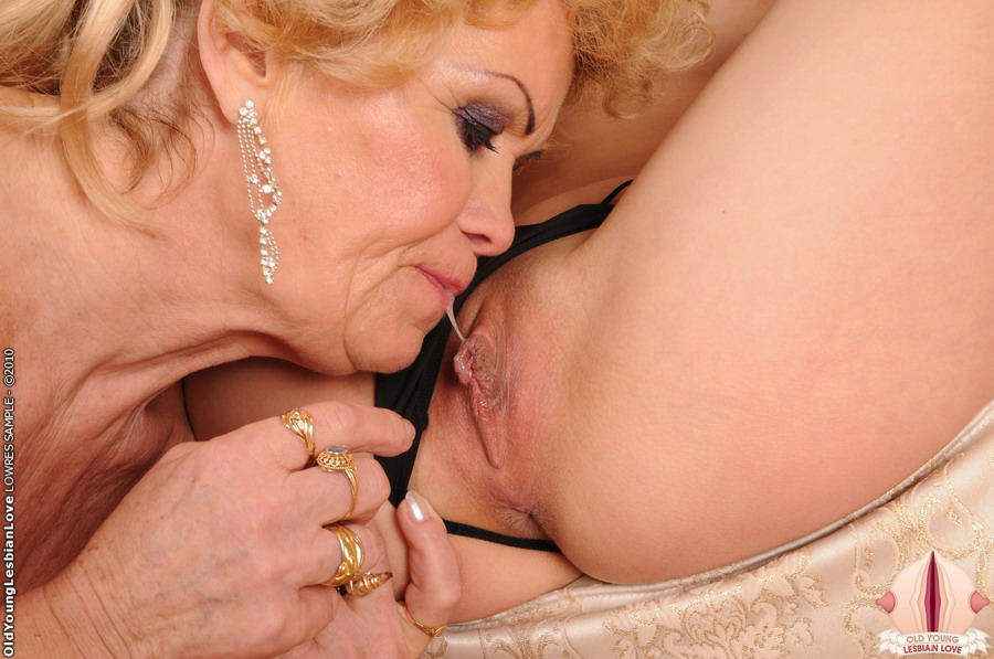Lesbian older orgy woman something