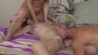 Irena W, Josefine N And Krista E Enjoy Oral Sex